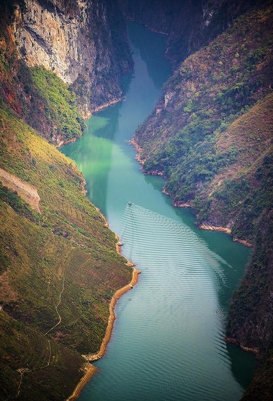 Mã Pì Lèng sông Nho Quế