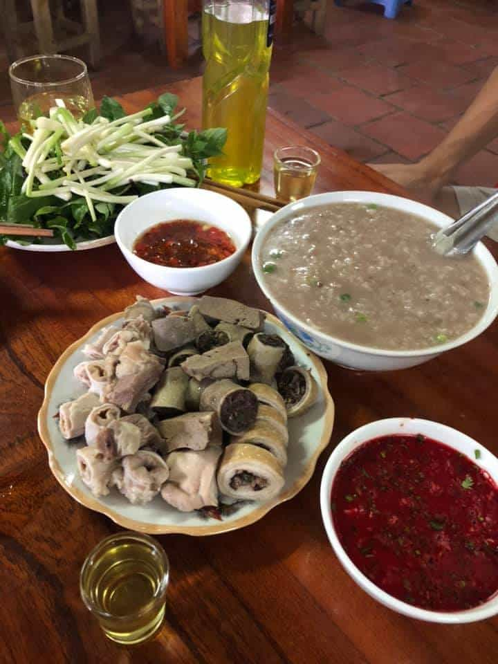 chao long tiet canh