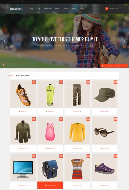 25+ Responsive Theme Free For Blogger 4