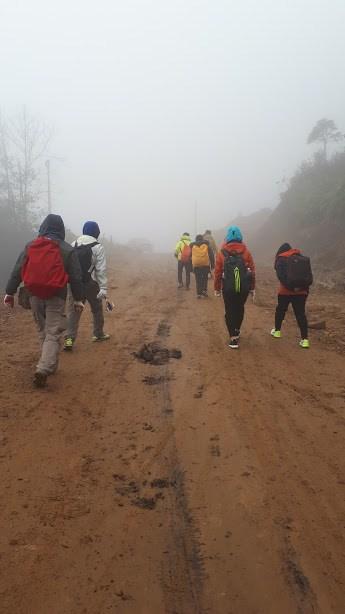 Trekking Núi Lảo Thẩn 2860M 19
