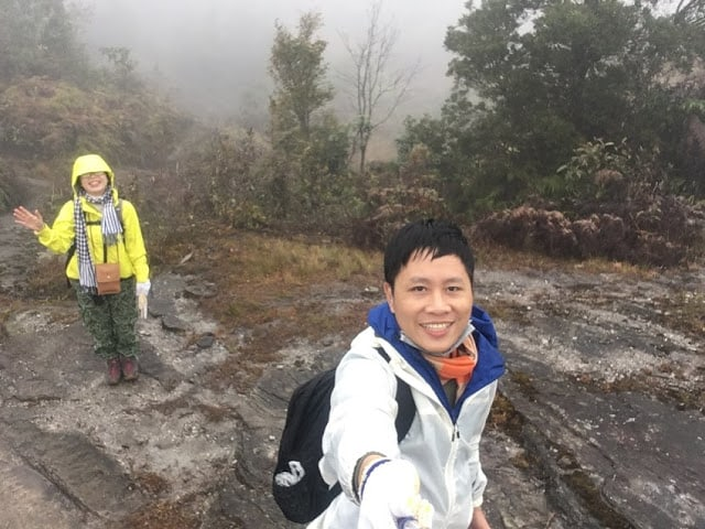 trekking lao than