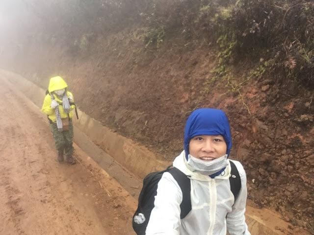 trekking lảo thẩn