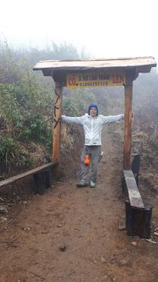 Trekking Núi Lảo Thẩn 2860M 28