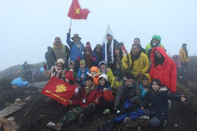 Trekking Núi Lảo Thẩn 2860M 29