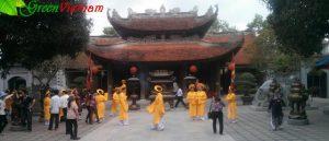 Thăm Đền Đô - Từ Sơn - Bắc Ninh 8