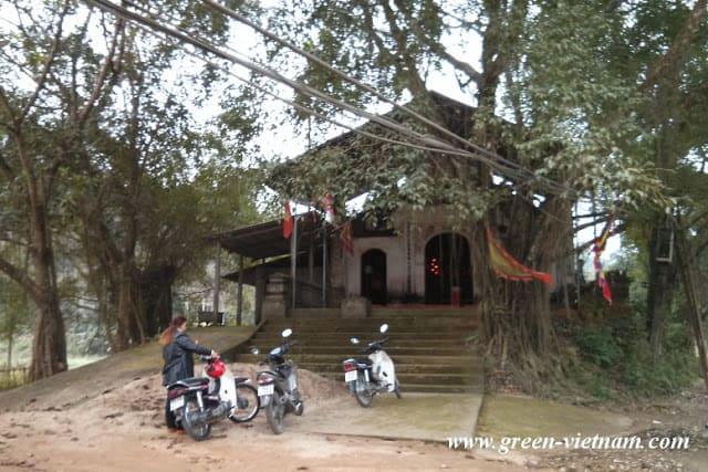 Lễ chùa đầu năm 36