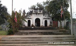 Lễ chùa đầu năm 65