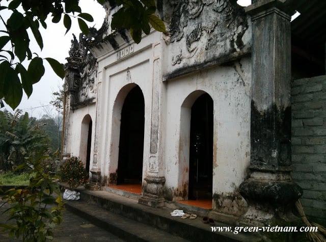 Lễ chùa đầu năm 39