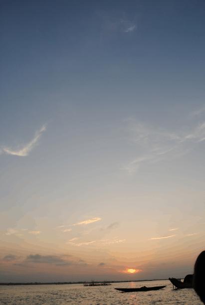 Chiều trên Phá Tam Giang 11