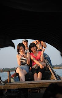 Chiều trên Phá Tam Giang 15