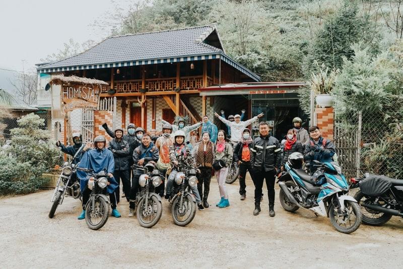 Phượt Tour Hang Kia _ Pà Cò 3