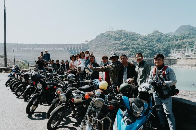 Phượt Tour Hang Kia _ Pà Cò 2