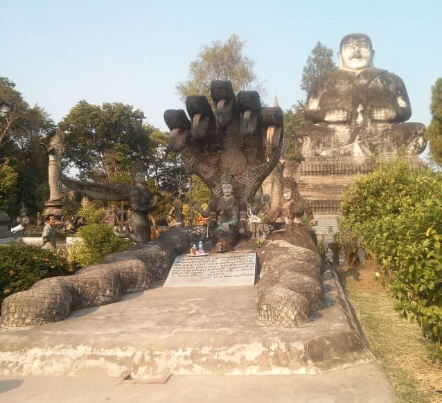 Tết Té Nước Ở Lào - Thái Lan 33