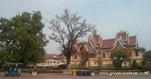 Tết Té Nước Ở Lào - Thái Lan 23