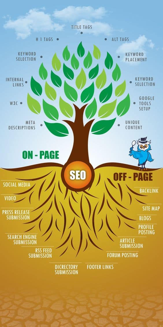 SEO OnPage - OffPage 2021 8
